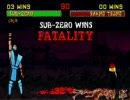 MORTAL KOMBATⅡ FATALITY&FRIENDSHIP