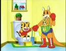 【ニコニコ動画】「トイレでできたらパンツマン」シリーズ詰め合わせ その1を解析してみた