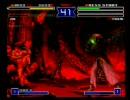 KOF 2003  CPU戦(ムカイまで)