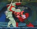 【機動戦士ガンダム】赤い彗星戦闘シーン【地上編】