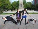 【ようじょと】H@ppy Together!!! 踊ってみた【ぎり子とチー】