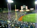 2009 神宮球場最終戦 谷繁選手 トランペットつき応援風景