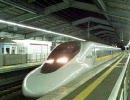 【新幹線】到着と発車