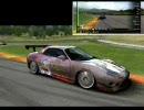 Forza Motorsport2 痛車(かがみFTO・改)でムジェロを走る