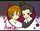 【黒猫道化】Bad Apple!!【踊ってみた2】