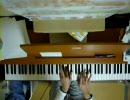 電子ピアノで残酷な天使のテーゼ