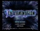 EXTERMINATION MUSIC(エクスターミネーション)#1作戦名コールド・リミット