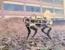 気色悪いロボットbig dog