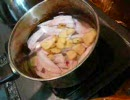 【ゆっくり】適当料理・鶏の水炊き【していってね】