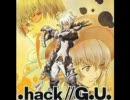 .hack//G.U.RADIO ハセヲセット 第11回  ゲスト東地宏樹