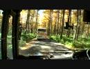 【ニコニコ動画】【バス車載動画】上高地~平湯を解析してみた