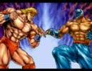 カプコン SuperMuscleBomber  1コインクリア プロレス対戦格闘ゲーム