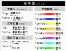 ニコニコ動画 コマンド練習用動画 v2.1 (台湾上級者版)