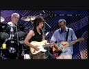 Eric Clapton & Jeff Beck - Cause We've Ended As Lovers