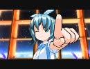 【Dance×Mixer】チルノのパーフェクトさんすう教室 フル【東方3D】
