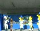 2007.08.18 D-STAGE LIVE! ドアラとホッシー登場@ナゴヤドーム_1/3