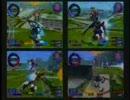ガンダムSEED DESTINY 連合VS.Z.A.F.T.Ⅱ 対戦動画2
