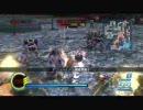 PS3 ガンダム無双 アムロ編最終ステージ1-1