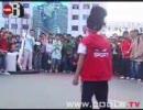 5歳のブレイクダンス(中国)