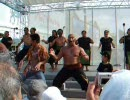 愛・地球博(愛知万博) グローバルコモン6でのマオリ族舞踊