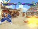 PS2 DRAGON BALL Z3 第4回パスキャラトーナメント 一回戦第一試合