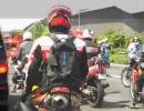 東名事故渋滞 通行止め解除 バイク多すぎ