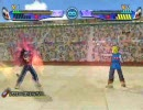PS2 DRAGON BALL Z3 第4回パスキャラトーナメント 一回戦第二試合