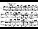 12の練習曲 Op.25 第9番 「蝶々」 楽譜付き
