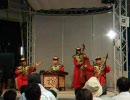 愛・地球博(愛知万博) グローバルコモン2でのモンゴル伝統音楽演奏4