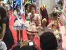 東京おもちゃショー プリキュア5のコスプレ