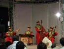 愛・地球博(愛知万博) グローバルコモン2でのモンゴル伝統音楽演奏5