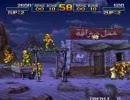 メタルスラッグXを2人プレイ ミッション1~3