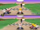 マリオカート64で弟と対戦 Part2