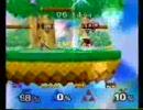 スマブラDX OC2 Doubles - Ken + Rob$ vs Shu + Hiko round3