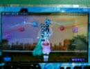 Project DIVAで隅田川夏恋歌を作ってみた