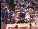 オラジュワン vs ニックス 1994 NBA Finals Game 1