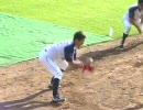 オリックス 2009年度秋季練習 (坂口智隆 岡田貴弘)