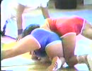スウェーデンでの女子レスリング大会5