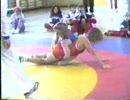 スウェーデンでの女子レスリング大会8
