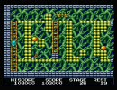 MSX2版 エルギーザの封印(王家の谷2) プレイ動画26面~30面