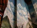 愛・地球博(愛知万博) ブータン館内の風景