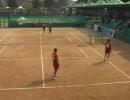 【ソフトテニス】バズーカサーブ