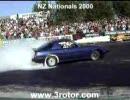 RX-7 ドリフトショー