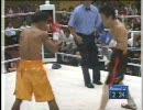 【画質テスト】 ボクシング試合 ファニト・ルビリアルvs中島健①