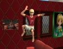 シムズ2なシャア 第2話【Sims2】