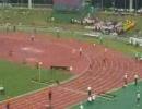 2005千葉インターハイ 4×400m決勝