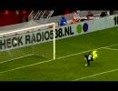 第54位:2010 南アフリカW杯 強化試合 オランダ×日本 その1