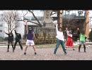 【完全凍死】ケロ⑨destinyを踊ってみた【一周年記念】