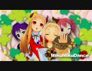 【MikuMikuDance】H@ppy Together!!!【ED風】