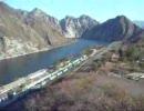 中国屈指の名撮影地-落坡嶺